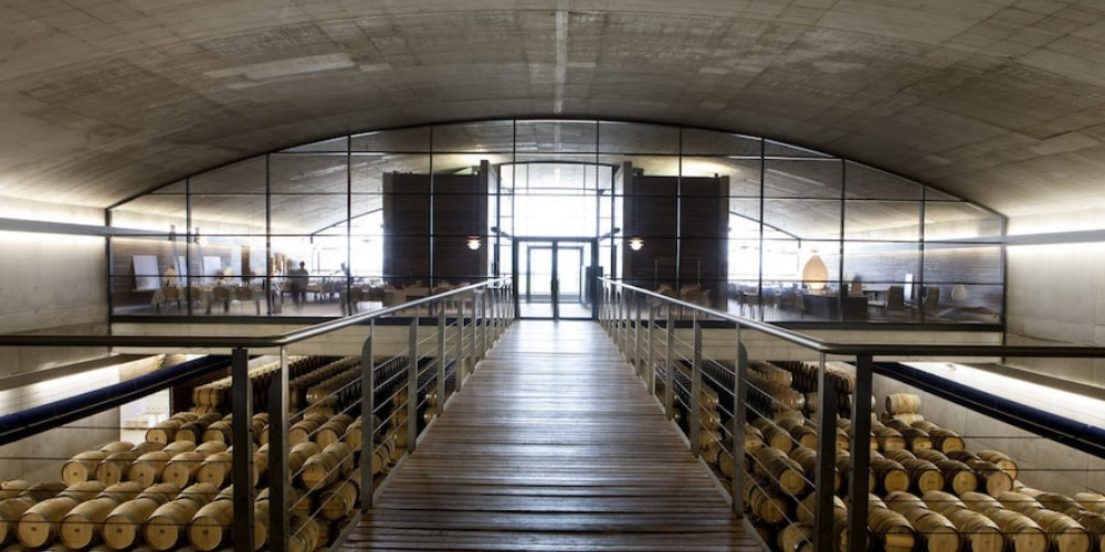 Bodegas Baigorri in Rioja Winerist.com
