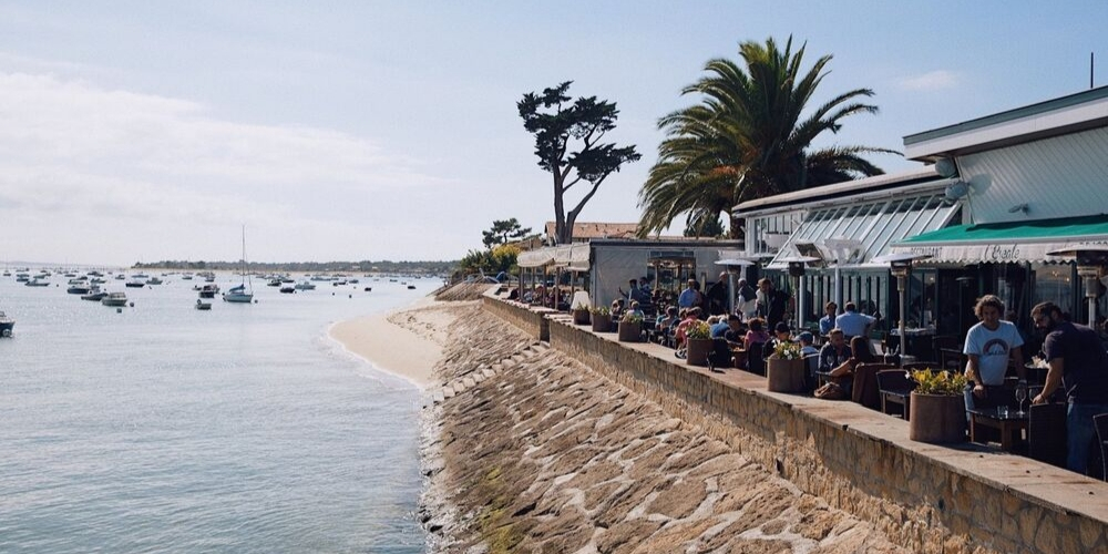Cap Ferret, France, Winerist