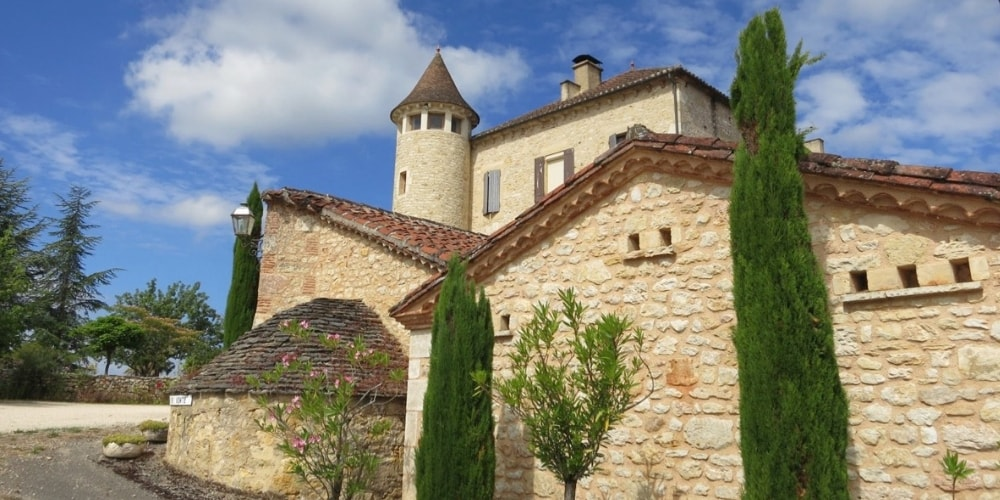 Chateau de Chambert in Cahors winerist.com