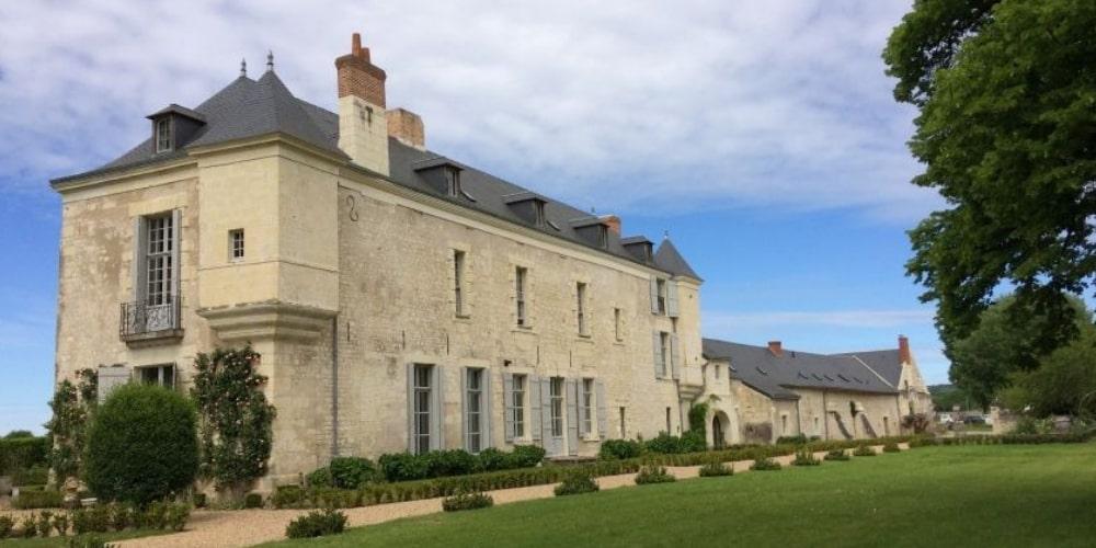 Chateau de Miniere in the Loire valley winerist.com