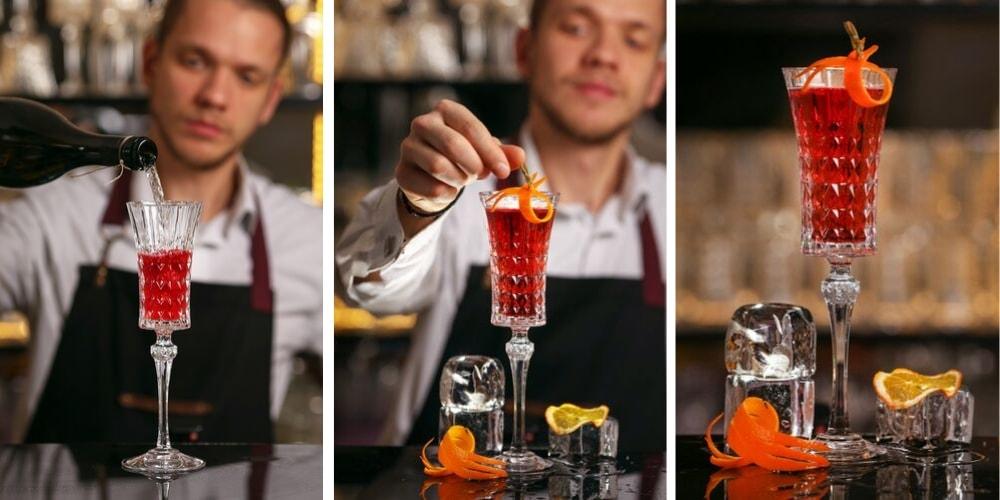 Classic Kir Royale, Cassis cocktails, Winerist