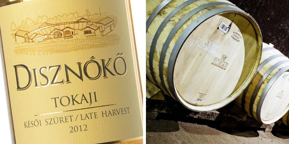 Disznoko Late Harvest 2016 winerist.com