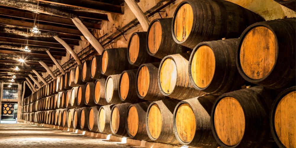 port cellars