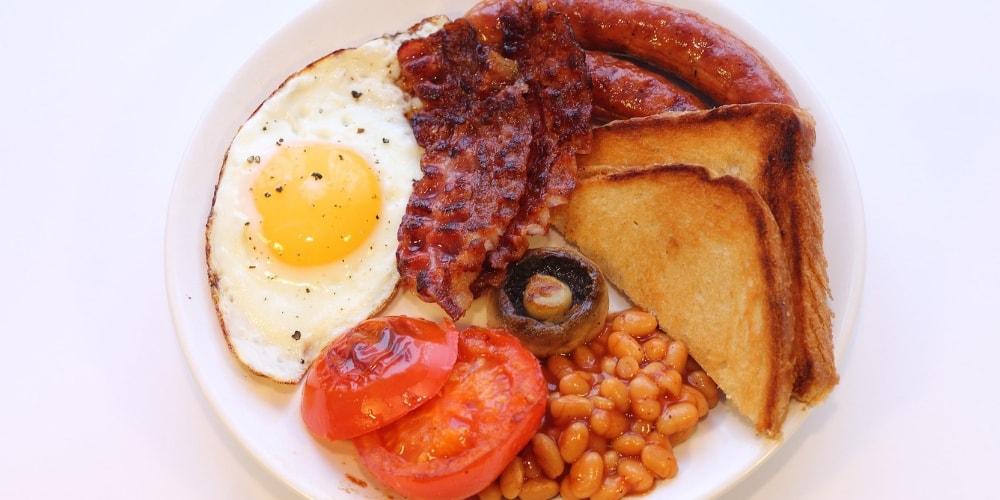 Full English Breakfast Winerist