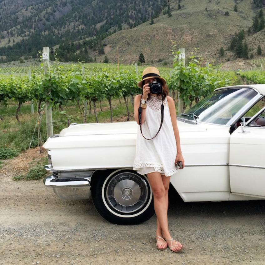 Car - Jillian harris