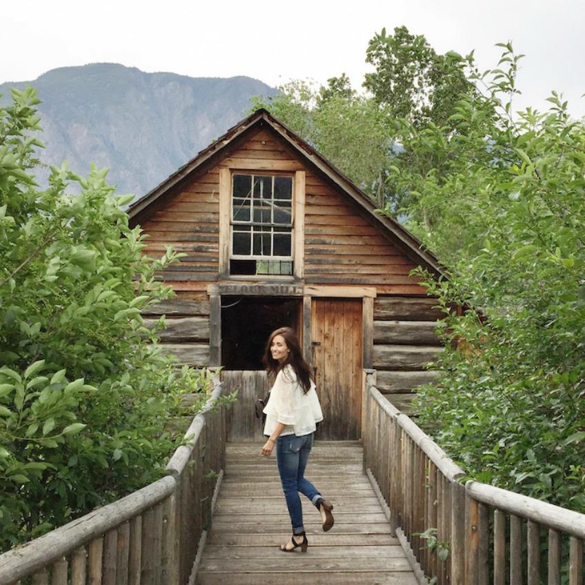 Bridge Jillian Harris