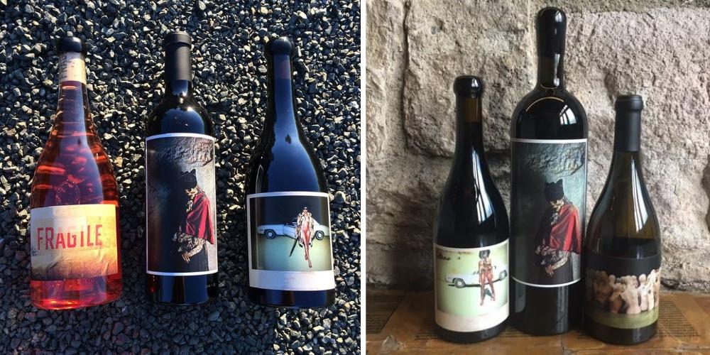 Labels, Orin Swift Cellars, Winerist