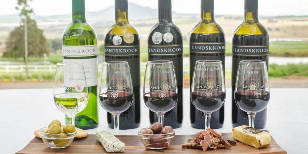 Landskroon Winery Paarl winerist.com