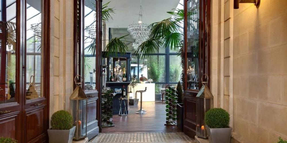 Le Boutique Hotel Best Hotels Bordeaux Winerist