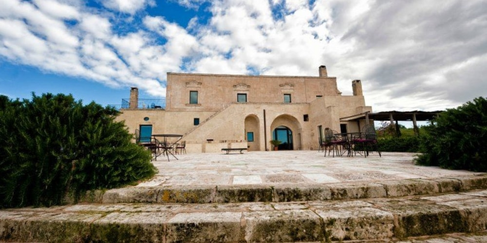 Masseria Le Fabriche Best Hotels in Puglia winerist.com