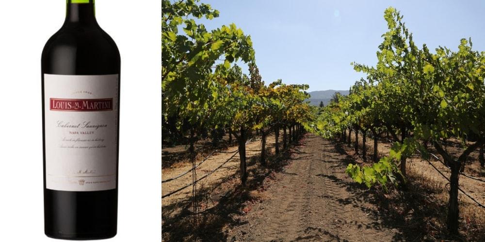 Napa Valley Cabernet Sauvignon winerist.com