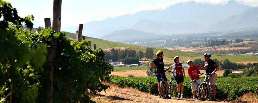 Paarl Cycling Tour winerist.com