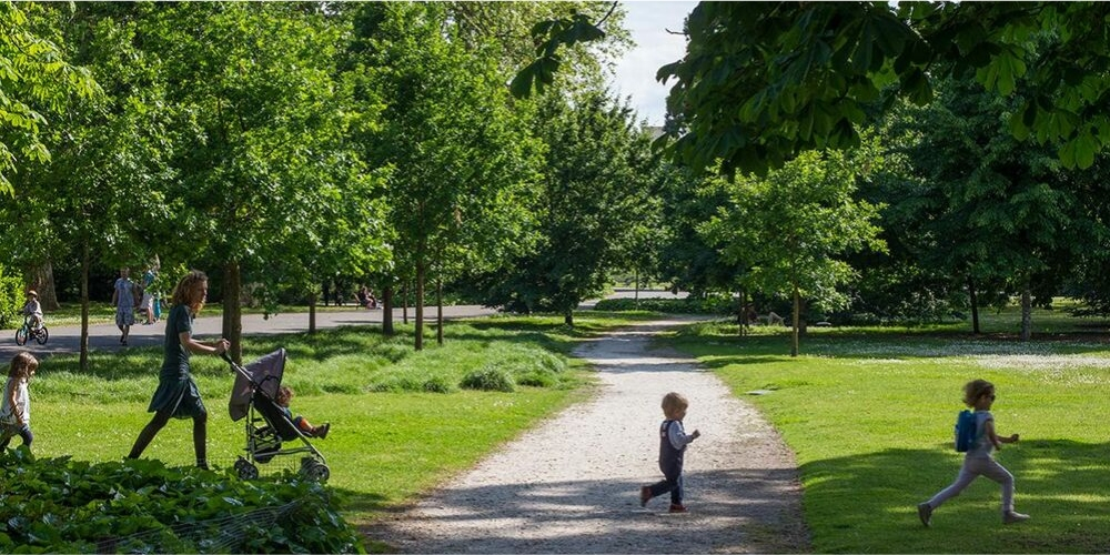 Parc Bordelais, Bordeaux, Winerist