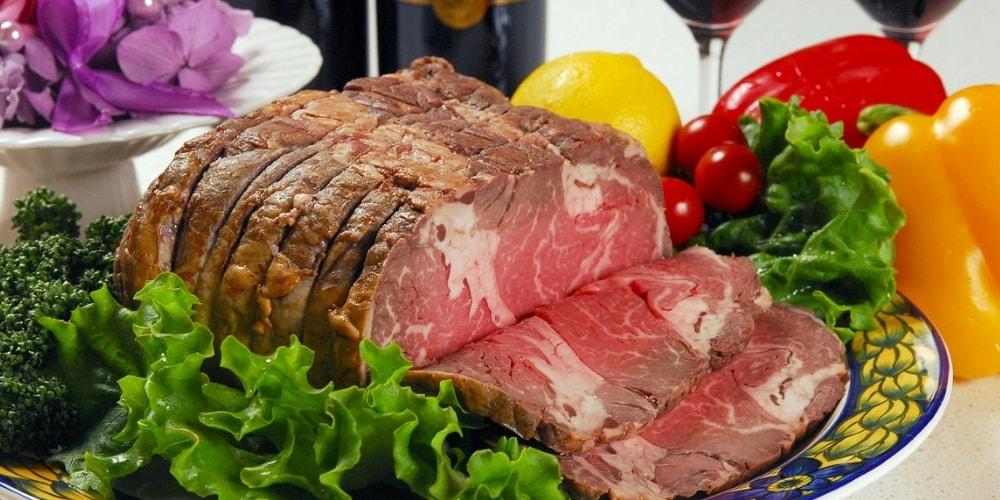 Roast Beef Winerist