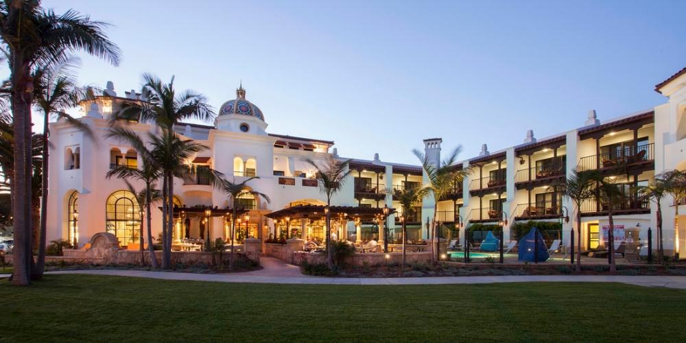 Santa Barbara Inn Winerist