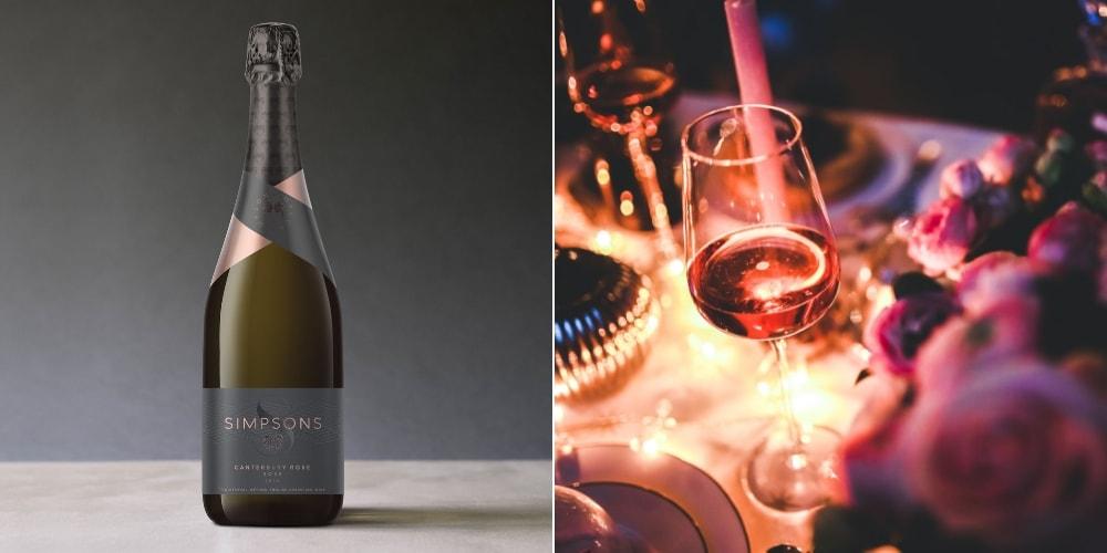 Simpsons Canterbury Rose winerist.com