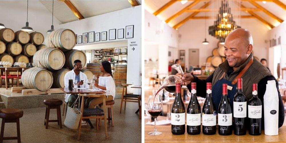 Spier Wine Farm,The Best Wineries to Visit in Stellenbosch, Winerist