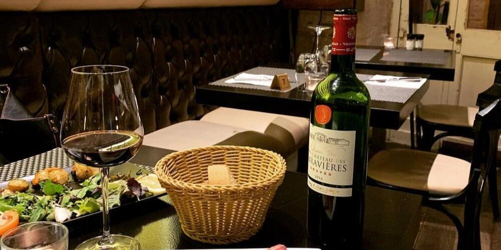 The Grill au Thym, Winerist