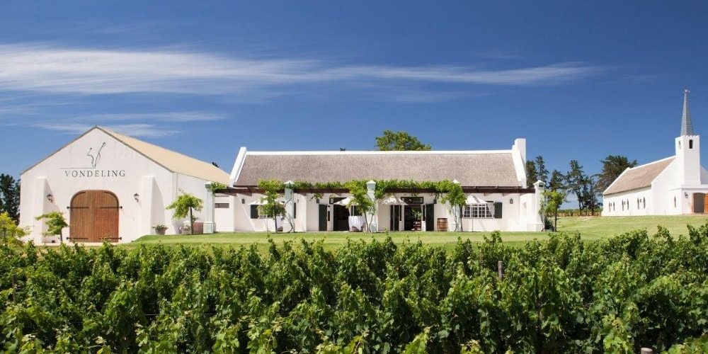Vondeling Winery Paarl winerist.com