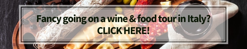 wine and food tours around Italy with Winerist