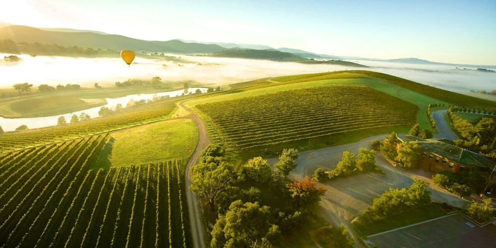 Yarra Valley, Winerist's Top 10 Travel Destinations for 2020, Winerist