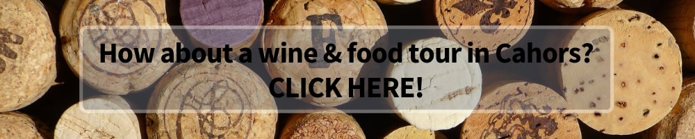 wine and food tours in Cahors winerist.com